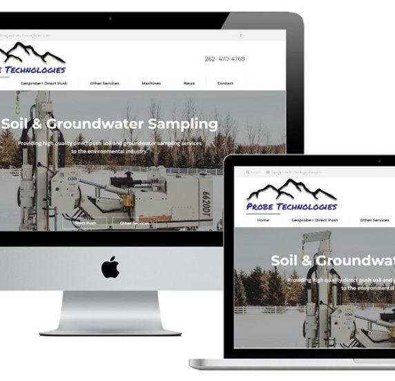 Probe Technologies Website