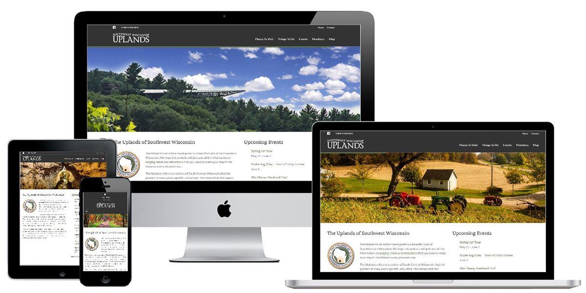 Uplands of Southwest Wisconsin Website